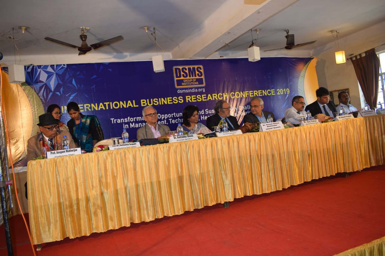 INTERNATIONAL BUSINESS RESEARCH CONFERENCE (IBRC) 2019